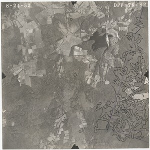 Worcester County: aerial photograph. dpv-7k-82