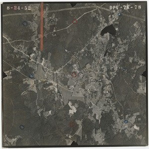 Worcester County: aerial photograph. dpv-7k-78