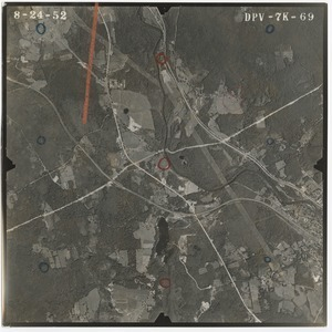 Worcester County: aerial photograph. dpv-7k-69