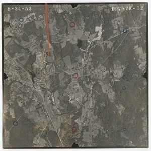 Worcester County: aerial photograph. dpv-7k-72