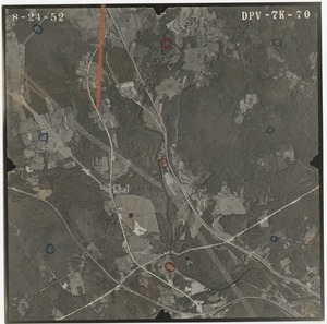 Worcester County: aerial photograph. dpv-7k-70