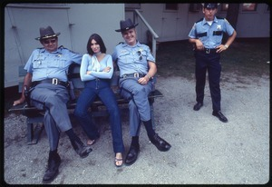 Emmylou Harris and local cops