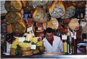 Butcher shop, Mercato Centrale Firenze