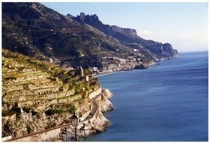 Amalfi Coast near Ravello