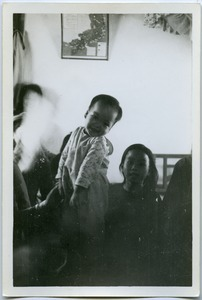 Family in agricultural commune, Thái Bình province