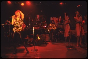 Bette Midler at the Paradise