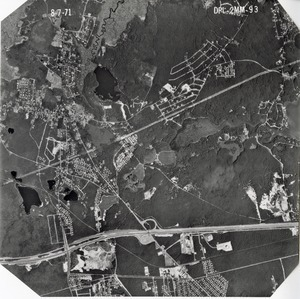 Barnstable County: aerial photograph. dpl-2mm-93