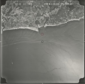 Barnstable County: aerial photograph. dpl-2mm-137