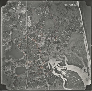 Barnstable County: aerial photograph. dpl-2mm-188