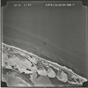 Barnstable County: aerial photograph. dpl-5mm-15