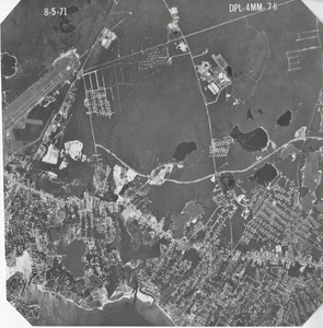 Barnstable County: aerial photograph. dpl-4mm-76