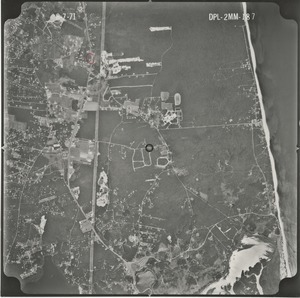 Barnstable County: aerial photograph. dpl-2mm-187