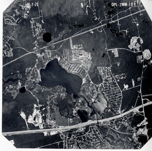 Barnstable County: aerial photograph. dpl-2mm-104
