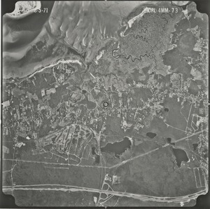 Barnstable County: aerial photograph. dpl-4mm-73