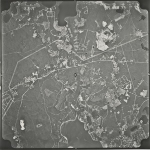 Barnstable County: aerial photograph. dpl-4mm-39