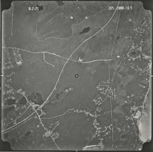 Barnstable County: aerial photograph. dpl-2mm-169