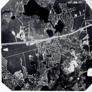 Barnstable County: aerial photograph. dpl-2mm-105