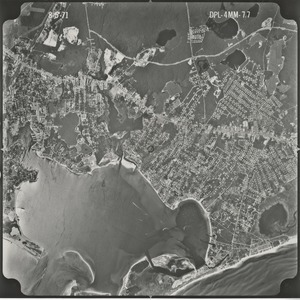 Barnstable County: aerial photograph. dpl-4mm-77