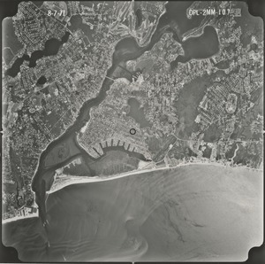 Barnstable County: aerial photograph. dpl-2mm-107