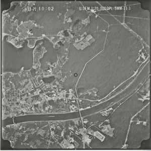 Barnstable County: aerial photograph. dpl-5mm-113