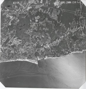 Barnstable County: aerial photograph. dpl-2mm-136
