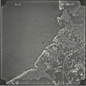 Barnstable County: aerial photograph. dpl-2mm-165