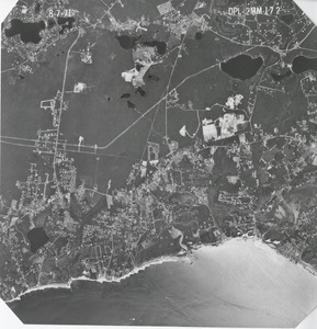 Barnstable County: aerial photograph. dpl-2mm-172
