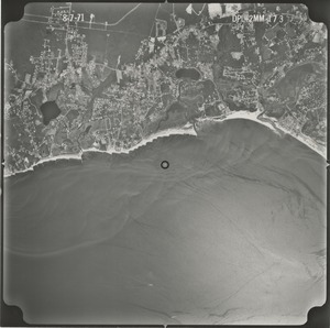 Barnstable County: aerial photograph. dpl-2mm-173