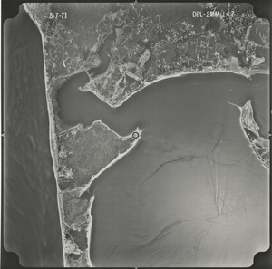 Barnstable County: aerial photograph. dpl-2mm-147