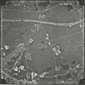 Barnstable County: aerial photograph. dpl-4mm-75