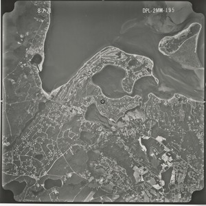 Barnstable County: aerial photograph. dpl-2mm-195