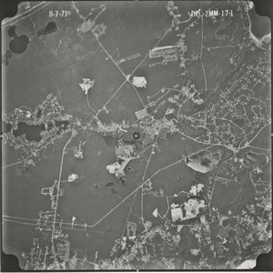 Barnstable County: aerial photograph. dpl-2mm-171