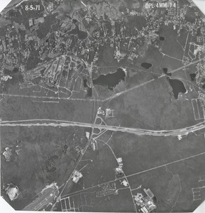 Barnstable County: aerial photograph. dpl-4mm-74