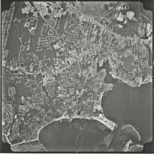 Barnstable County: aerial photograph. dpl-4mm-67