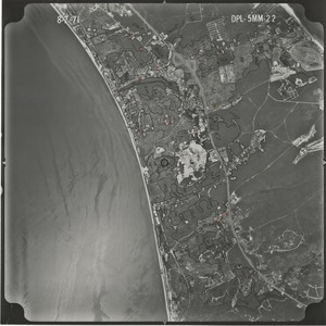 Barnstable County: aerial photograph. dpl-5mm-22