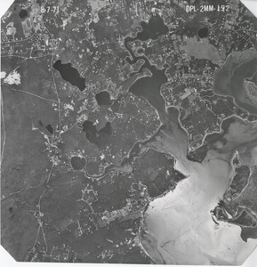 Barnstable County: aerial photograph. dpl-2mm-192