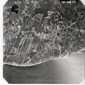 Barnstable County: aerial photograph. dpl-2mm-116