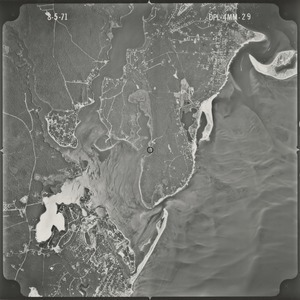 Barnstable County: aerial photograph. dpl-4mm-29