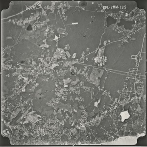 Barnstable County: aerial photograph. dpl-2mm-135