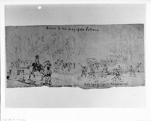 Scenes in the Army of the Potomac (Siege of Petersburg)