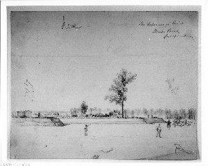 The Defenses of Cairo, Illinois - Bird's Point Fortification