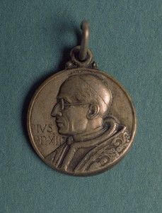 Medal of Pope Pius XII.