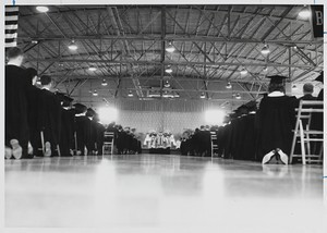 Commencement: Baccalaureate Mass photo - Class of 1963