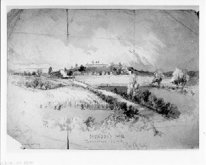 Munson's Hill: Secession Fort