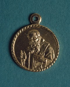 Medal of Blessed Leopold Mandic