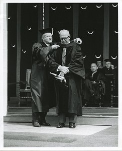 Honorary degree: Meany, George