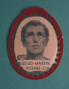 Badge of Blessed Martín de Porres