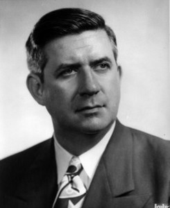 Campaign portrait photo of Thomas P. O'Neill