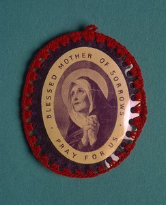 Badge of the Blessed Mother of Sorrows