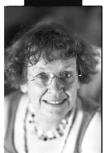 Ruth Dudley Edwards, journalist and writer on politics